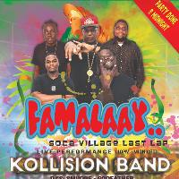Last Lap - Kollision  Band