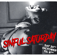 Halloween Spectacular presents Sinful Saturday