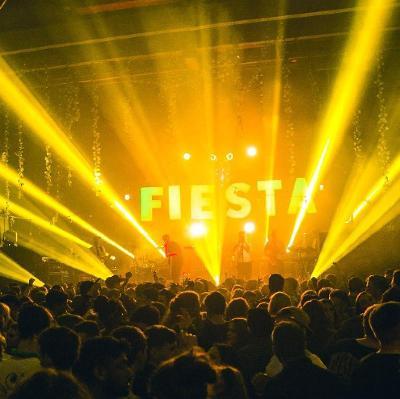 eb4c523ef Fiesta Bombarda w  Gentleman s Dub Club and Levelz Tickets ...