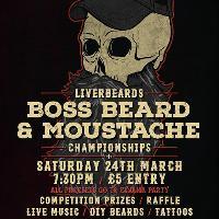 Liverbeards: Boss Beard and Moustache Championships 2018