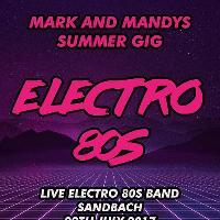Mark and mandys summer gig