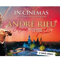 Broadcast: Andrew Rieu - Amore My Tribute ti Love