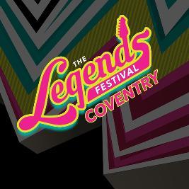 The Legends Festival - War Memorial Park, Coventry