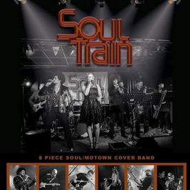 Soul Train - Soul & Motown evening feat live band Soul Train