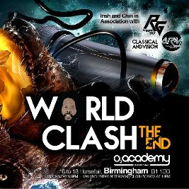 World Clash: The End