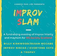 Improv Slam for MS Scotland