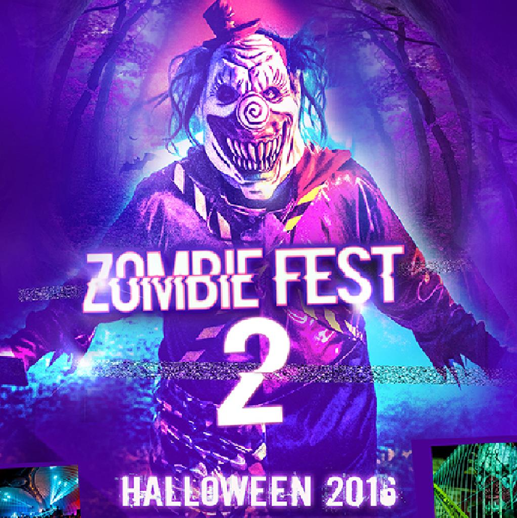 Zombie Fest 2 at Mildenhall Stadium