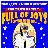 Full Of Joys - Old Time Music Hall