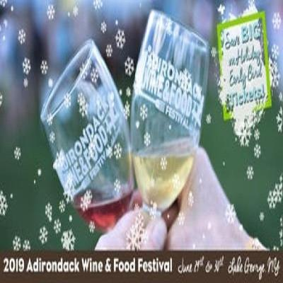 Adirondack Wine And Food Festival 2019 Charles R Wood Park