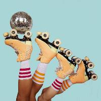 Roller Disco - Sugar and Spin Skate Fest