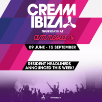 Cream Ibiza Closing Party Part 2