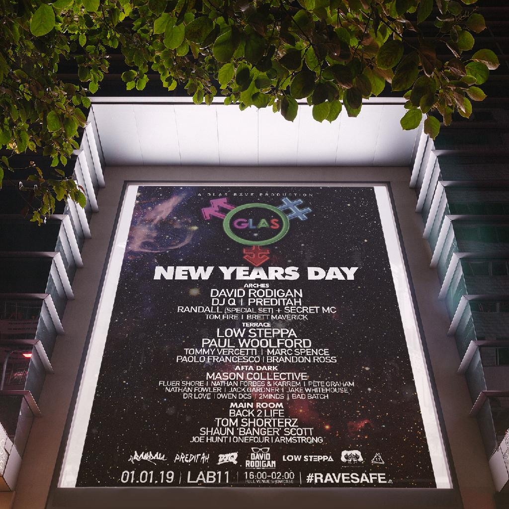 GLAS New Years Day 2019