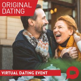Virtual Speed Dating London. Ages 40-55.