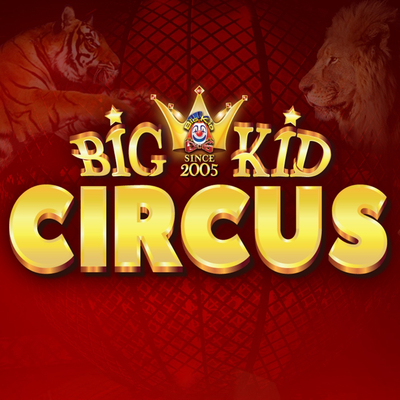 Big Kid Circus is thrilled to present you a amazing brand new show affordable for the whole family. A show not to be missed.