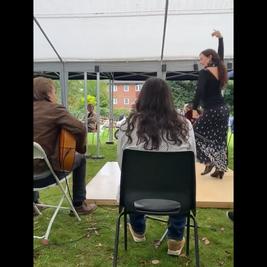 Fresh Air Flamenco at Chorlton Arts Festival