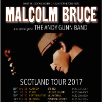 Malcolm Bruce with special guests The Andy Gunn Band