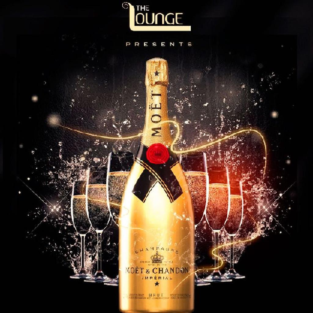 The Moët and Chandon 12 Hour NYE Gold Ball