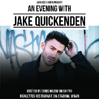 An Evening with Jake Quickenden