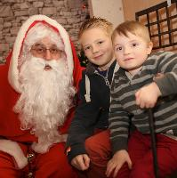 Santa's Grotto -SOLD OUT