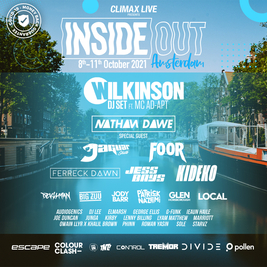 Inside Out Amsterdam - Party Passes