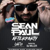 Malibu Tuesday - Sean Paul Afterparty
