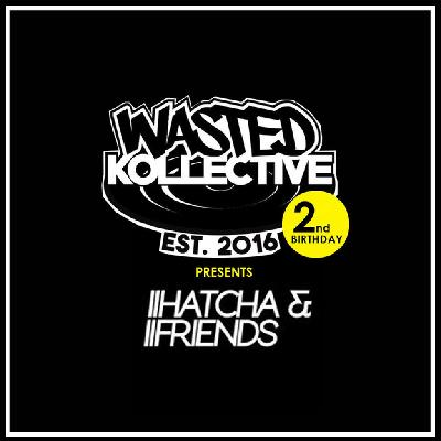 The Wasted Kollective 2nd B