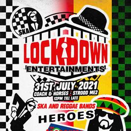 Lockdown SKA & Reggae All-Dayer