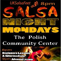 Beginners salsa lessons in Wolverhampton
