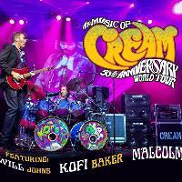 The Music of Cream's 50th Anniversary UK Tour