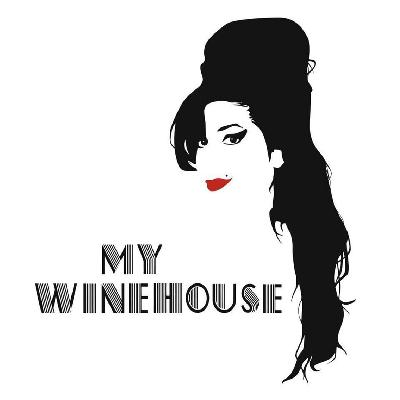Amy Winehouse by Laura Jane Butler