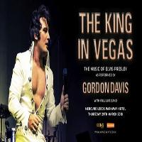 the king - as performed by gordon davis and full live band