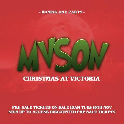 MVSON Pres Boxing Day