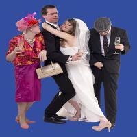 The Wedding Reception comedy dining show returns
