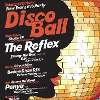 Disco Ball w/ The Reflex