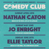 Comedy Club with Tom Binns (Alan Partridge)
