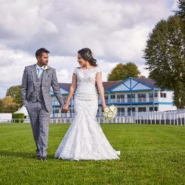 The Royal Windsor Racecourse Festive Wedding Fair