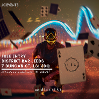 LOST IN LEEDS - #TAKEOVER LAUNCH