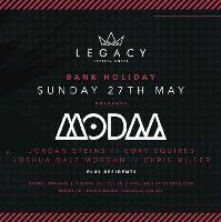 Legacy Presents MODAA