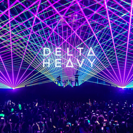 Delta Heavy & Doctor P - With Oliverse & Axel Boy - FRESHERS 21