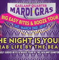 The Mardi Gras Crawl Promo Code San Diego 2020