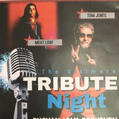 Ultimate Tribute Night - Tom Jones and Meatloaf
