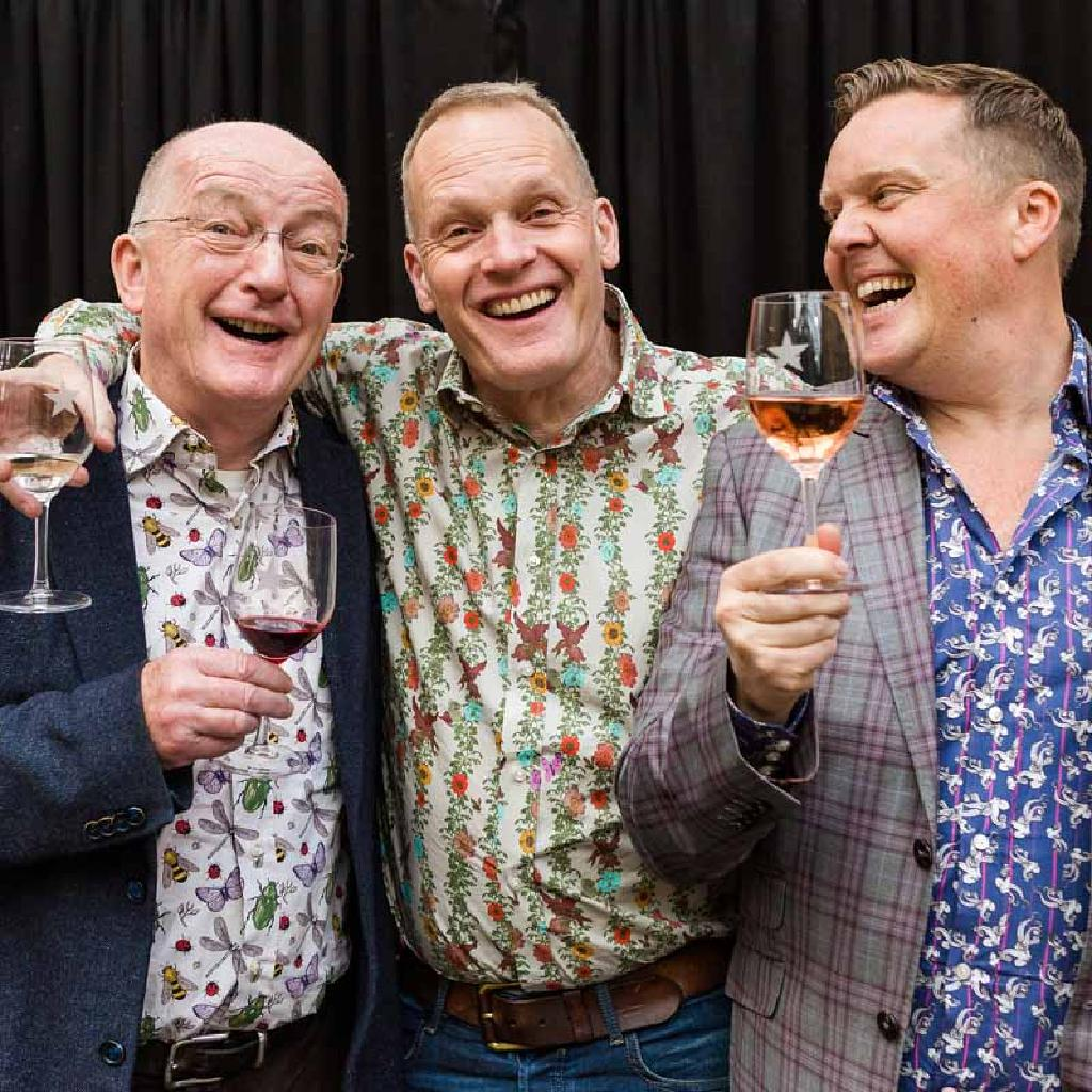 Three Wine Men Cambridge Christmas Wine Tasting