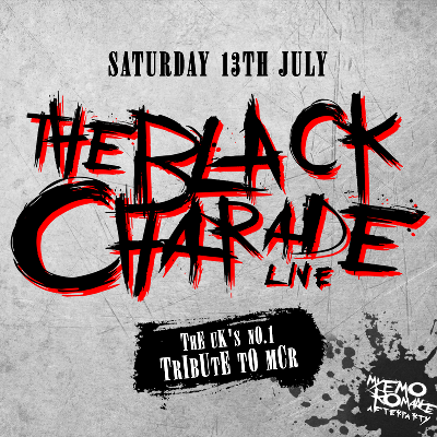The Black Charade and Afterparty