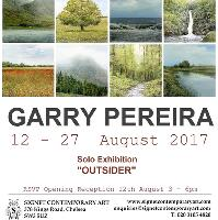 Garry Pereira Solo Exhibition