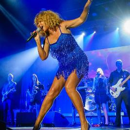 The Tina Turner Experience   The Place Oakengates Telford    Fri 12th March 2021 Lineup