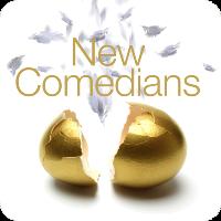New Comedians - 7.30pm