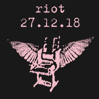 Electric Chair Presents...End Of Year Riot 2018