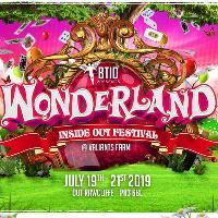 BTID Wonderland - The Inside Out Festival