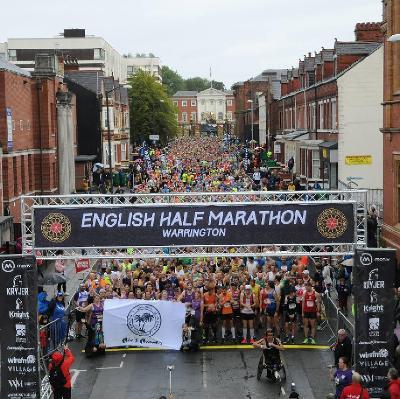 English Half Marathon & 10k