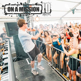 ON A MISSION Garden Party + Afterparty 28th Aug